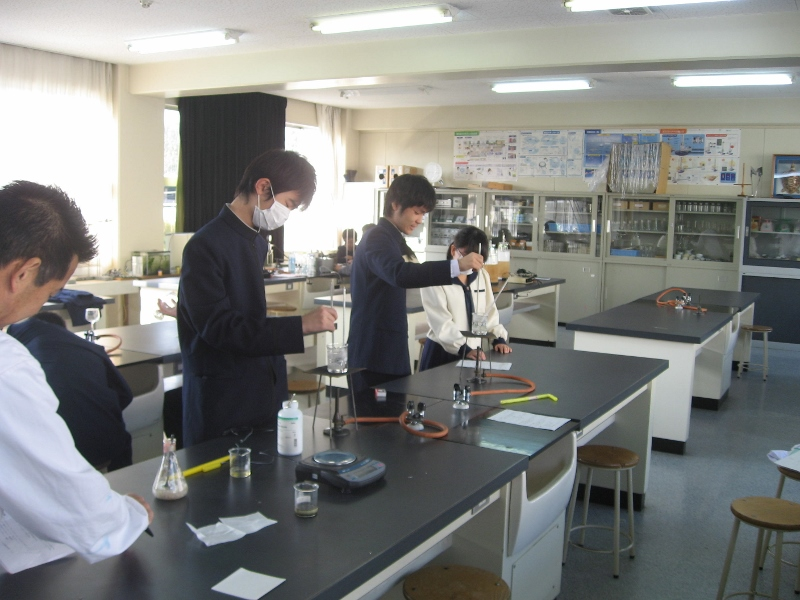高校 ホームページ 池田